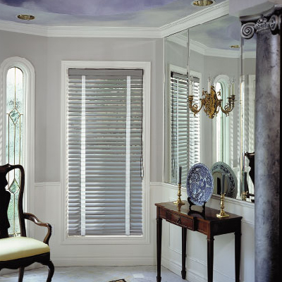 Luxury Blinds provides a variety of custom blind choices.